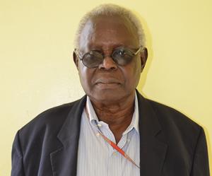 Peter C. J.O. Nyakiamo EGH- DIRECTOR
